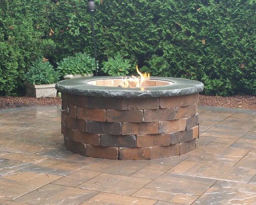 Outdoor Firepit Design Gallery