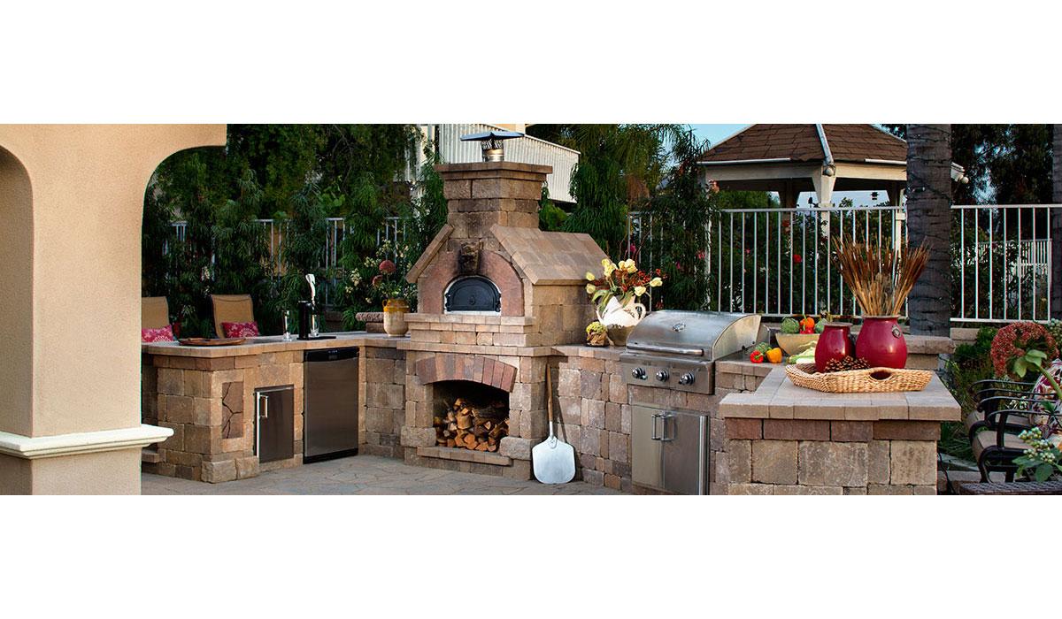 Hamptons Outdoor Fireplace Contractor