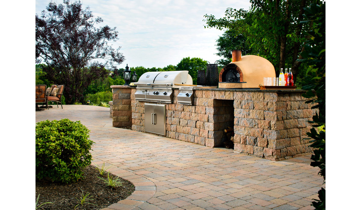 Outdoor Kitchens by Hamptons Masonry Design